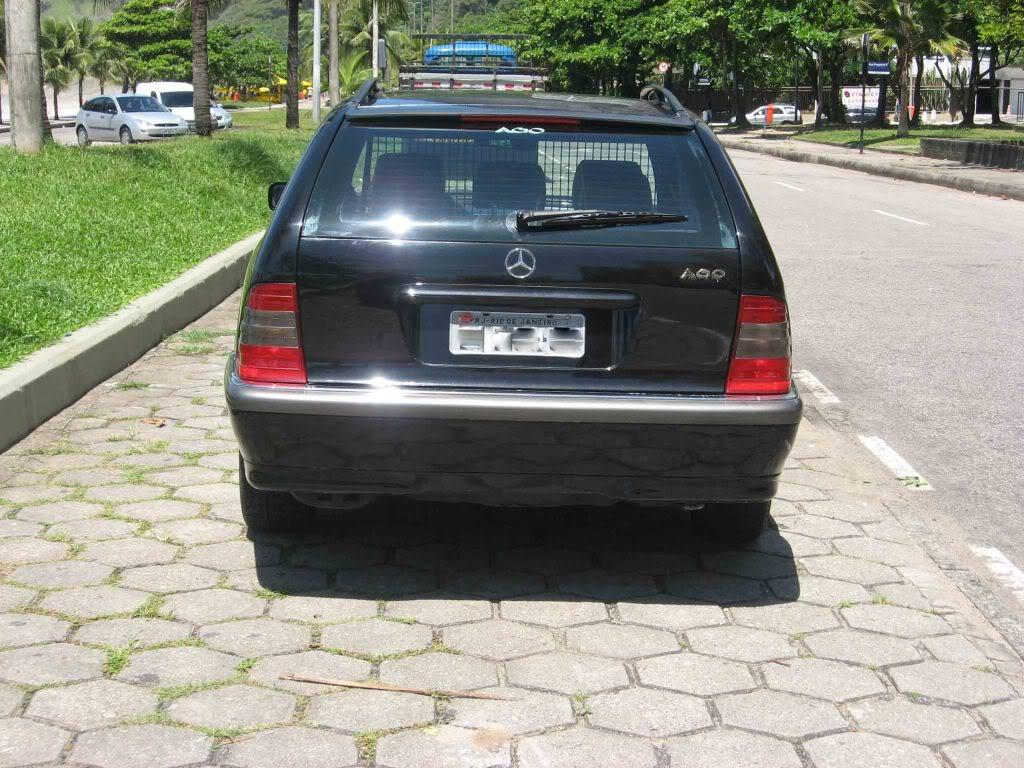 Baixei o preço da C280T 1998 para R$ 27.900,00 - Vendida Mercedes03fm3