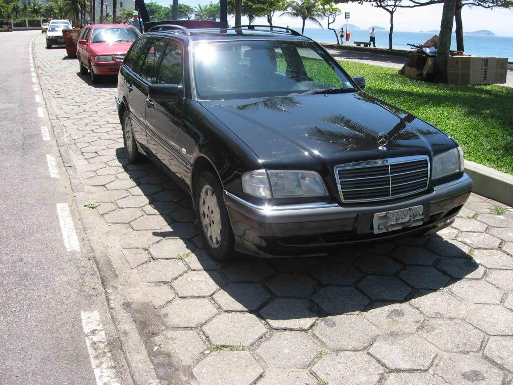 Baixei o preço da C280T 1998 para R$ 27.900,00 - Vendida Mercedes04hv6