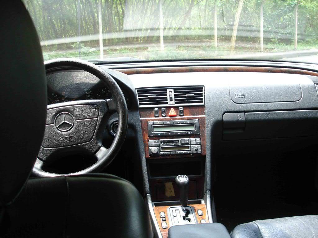 Baixei o preço da C280T 1998 para R$ 27.900,00 - Vendida Mercedes08tx3