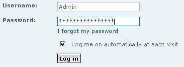 Hướng dẫn tạo diễn đàn Forumotion từ A -> Z Usernameandpassword