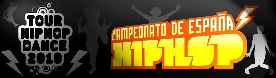 TOUR HIPHOP DANCE 2010 Cap