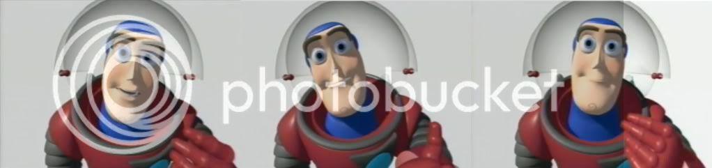 Toy story - 1995 Buzzface