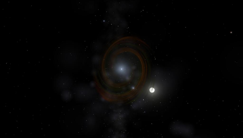 Epsilon Aurigae's transit EpsilonAurigae2010
