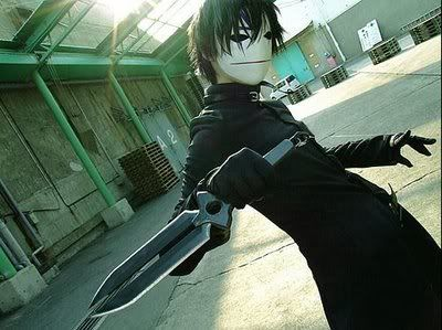 Darker than Black DarkerThanBlack