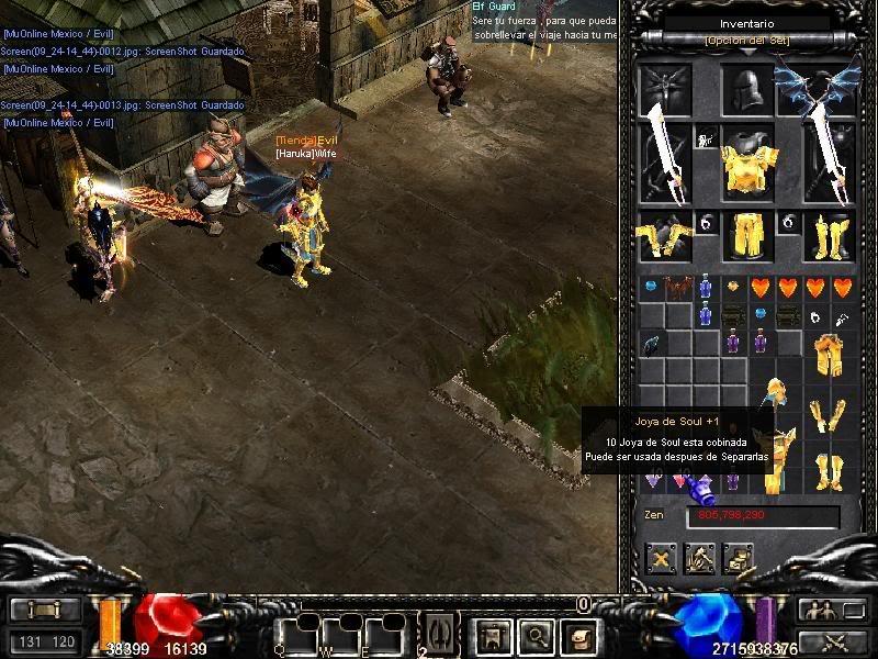 GUIA para uso del NPC Lahap Soul10