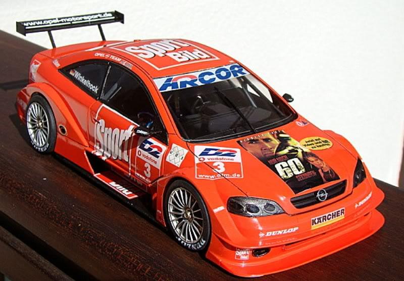 Opel Astra DTM - Team Holzer 001-11