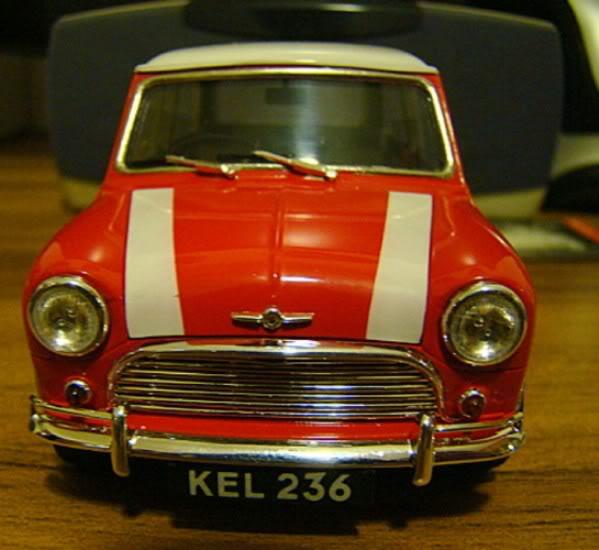Mini Cooper 001-18