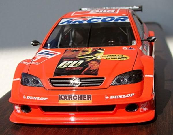 Opel Astra DTM - Team Holzer 002-10