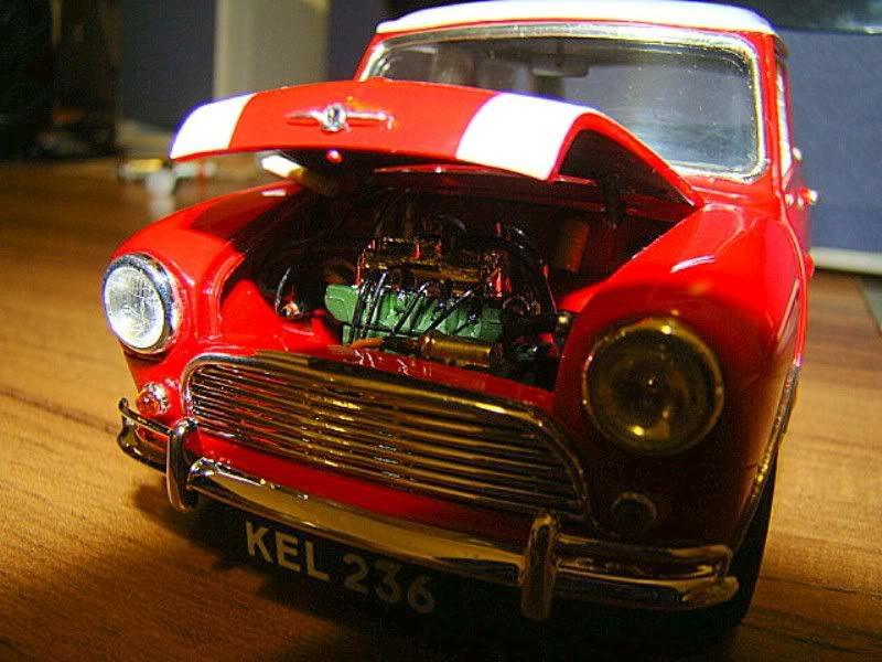 Mini Cooper 007-9