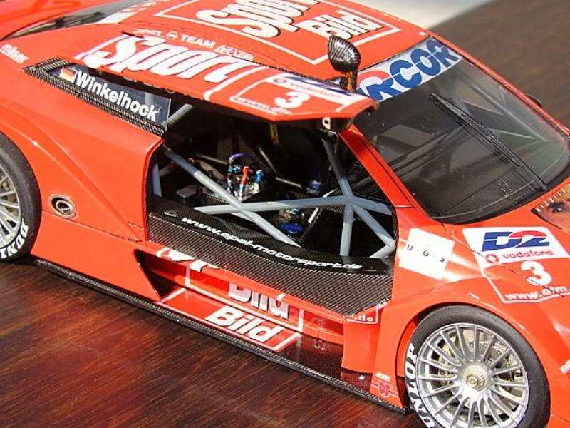 Opel Astra DTM - Team Holzer 008-4