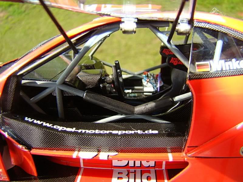 Opel Astra DTM - Team Holzer 009-3