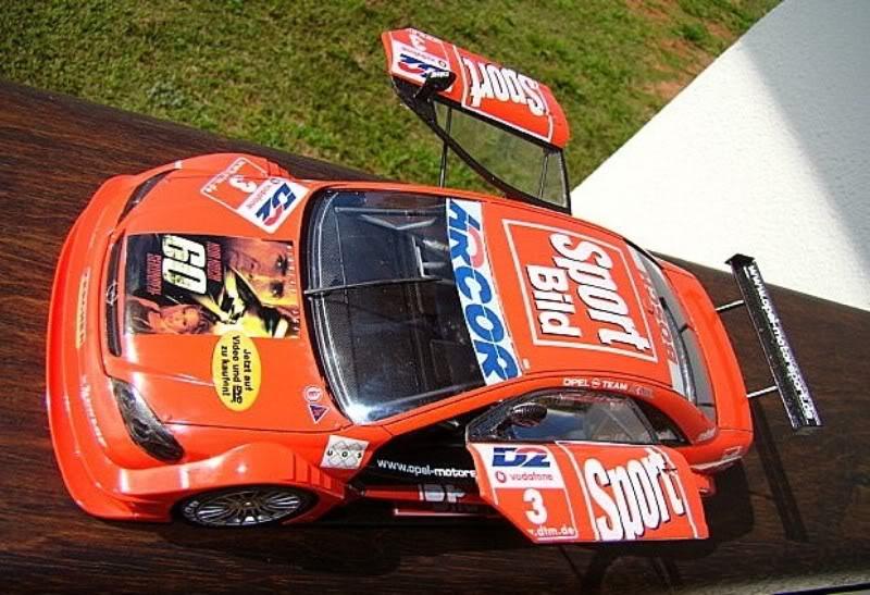 Opel Astra DTM - Team Holzer 010-3