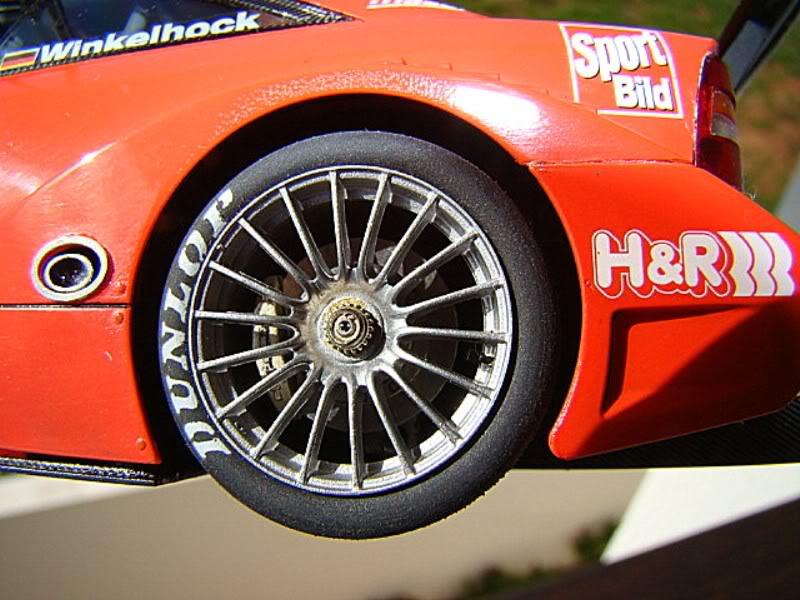 Opel Astra DTM - Team Holzer 012-3