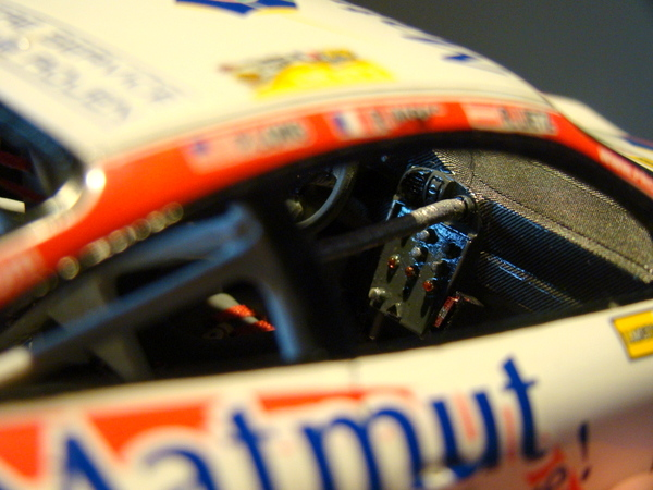 Porsche 911 GT3 RSR-997 Le Mans 2007 - MATMUT DSC02298