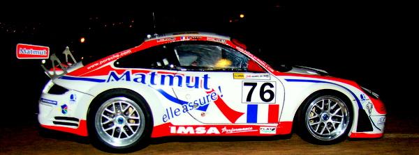 Porsche 911 GT3 RSR-997 Le Mans 2007 - MATMUT DSC02317