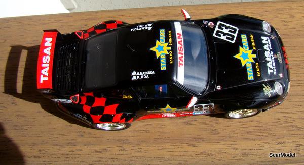 Porsche 911 GT2 TAISAN STARCARD DSC03122