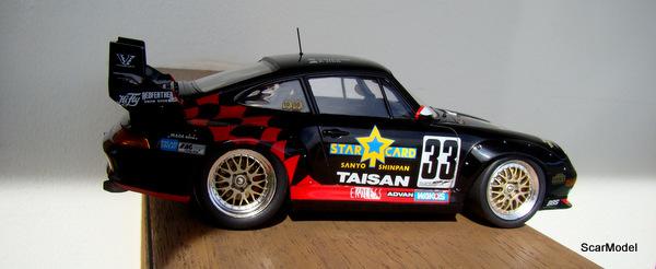 Porsche 911 GT2 TAISAN STARCARD DSC03124