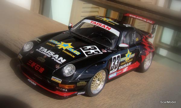Porsche 911 GT2 TAISAN STARCARD DSC03125