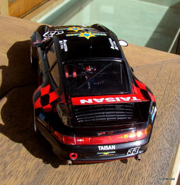 Porsche 911 GT2 TAISAN STARCARD DSC03126