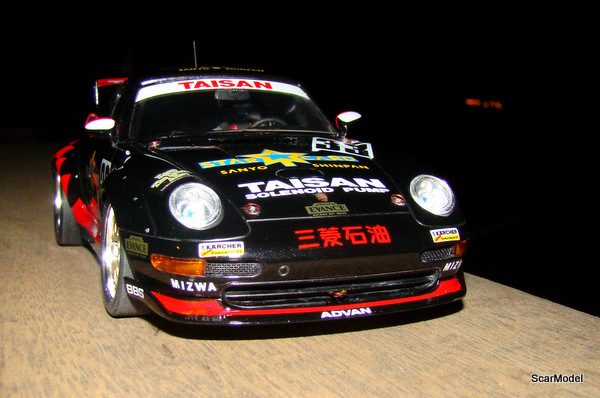 Porsche 911 GT2 TAISAN STARCARD DSC03132