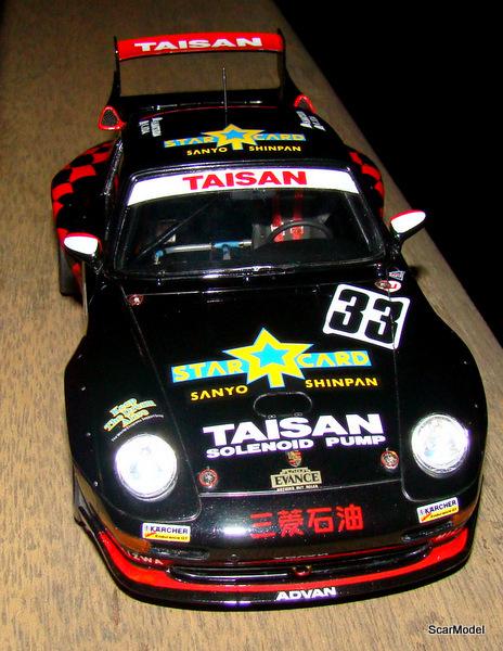 Porsche 911 GT2 TAISAN STARCARD DSC03134