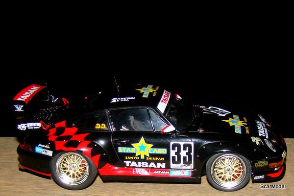 Porsche 911 GT2 TAISAN STARCARD DSC03142