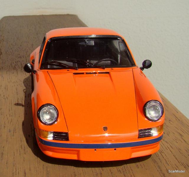 PORSCHE 911 '73 - Carrera RS - Fujimi Enthusiast DSC03281
