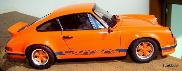 PORSCHE 911 '73 - Carrera RS - Fujimi Enthusiast DSC03282