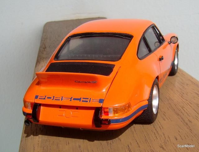 PORSCHE 911 '73 - Carrera RS - Fujimi Enthusiast DSC03283
