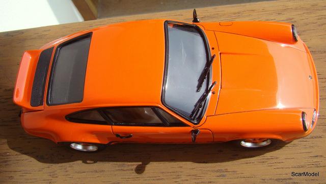 PORSCHE 911 '73 - Carrera RS - Fujimi Enthusiast DSC03284