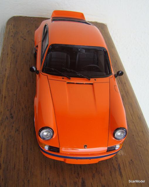 PORSCHE 911 '73 - Carrera RS - Fujimi Enthusiast DSC03288
