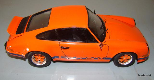 PORSCHE 911 '73 - Carrera RS - Fujimi Enthusiast DSC03290