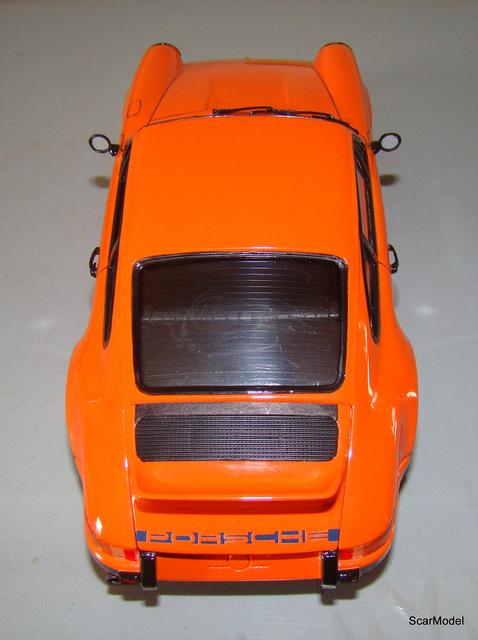 PORSCHE 911 '73 - Carrera RS - Fujimi Enthusiast DSC03291
