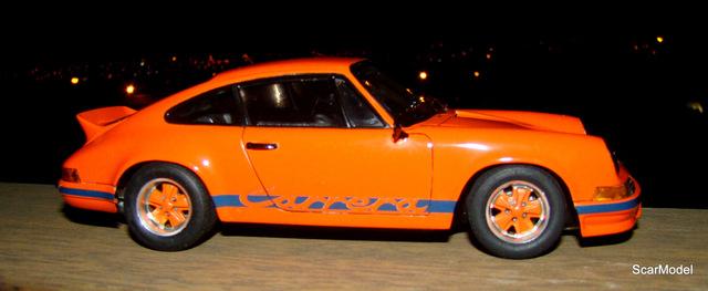 PORSCHE 911 '73 - Carrera RS - Fujimi Enthusiast DSC03299