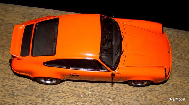 PORSCHE 911 '73 - Carrera RS - Fujimi Enthusiast DSC03301