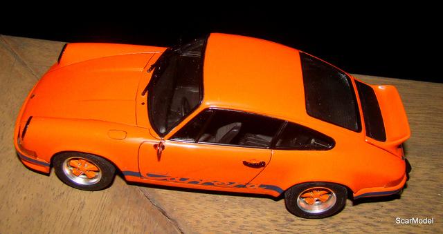 PORSCHE 911 '73 - Carrera RS - Fujimi Enthusiast DSC03306