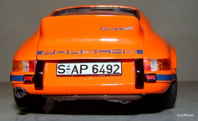 PORSCHE 911 '73 - Carrera RS - Fujimi Enthusiast DSC03331