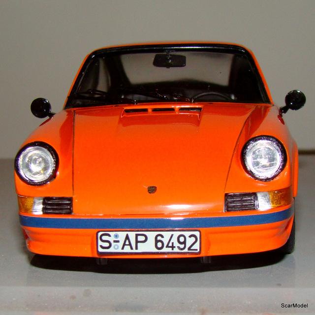 PORSCHE 911 '73 - Carrera RS - Fujimi Enthusiast DSC03333
