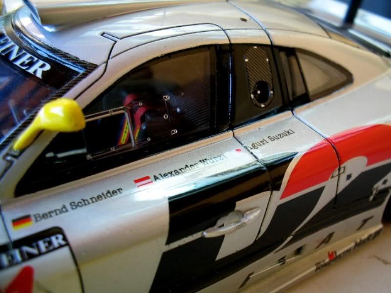 Mercedes Benz CLK GTR FIM005