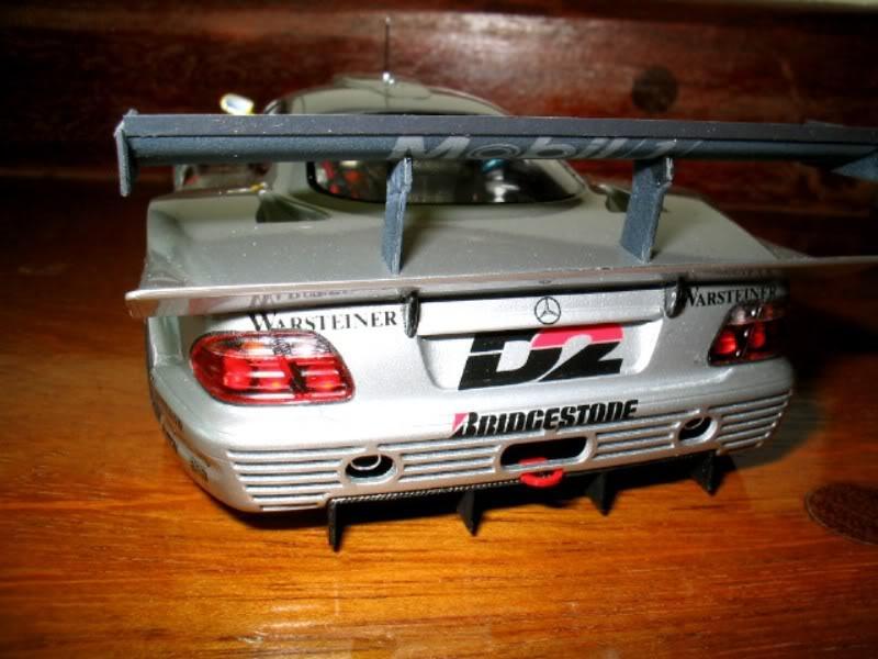 Mercedes Benz CLK GTR FIM008