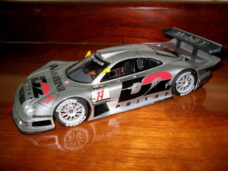 Mercedes Benz CLK GTR FIM011