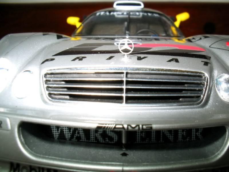 Mercedes Benz CLK GTR FIM014