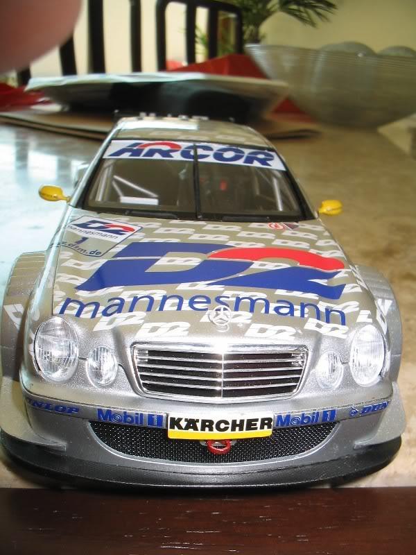 MERCEDES-BENZ CLK DTM 2000 Team D2 – Tamiya Terminada05