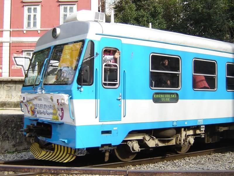 Maškarani vlak 2009 DSC02410