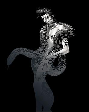 [Persona 3] Descubra qual é a sua persona. Lillith