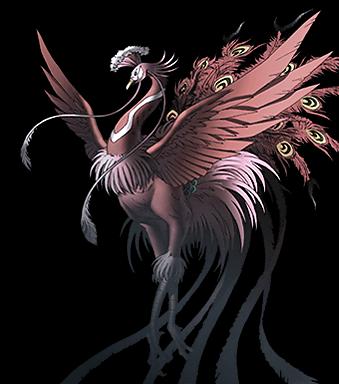 Mikoto Leonardo-Sugiura [5-5, Half Sugiura/Half Demon] Suzaku