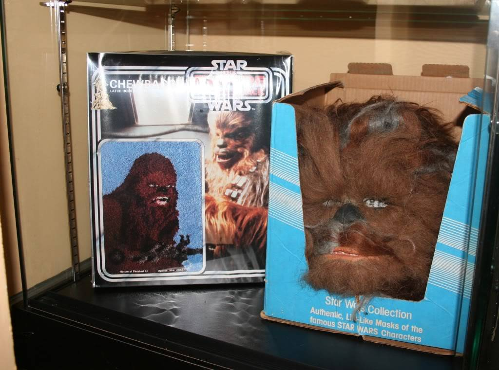 Chewbacca Focus and Loose Collection A6