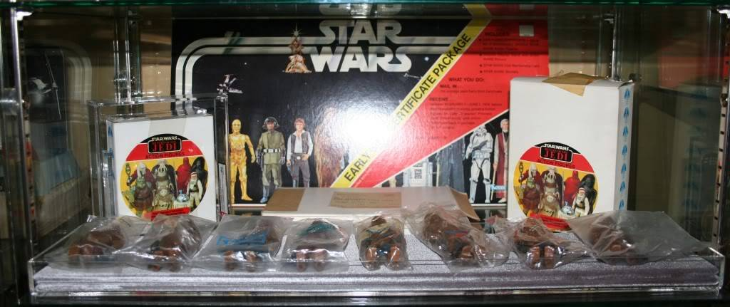 Chewbacca Focus and Loose Collection B5