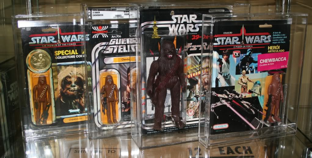 Chewbacca Focus and Loose Collection C5