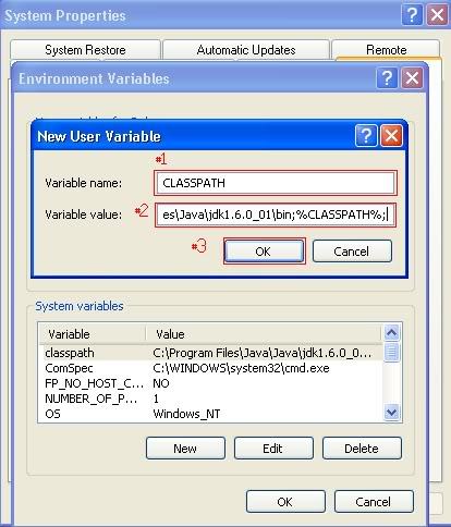 Recognizing Java. Server14
